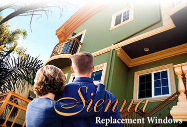 Sienna Series Vinyl Windows
