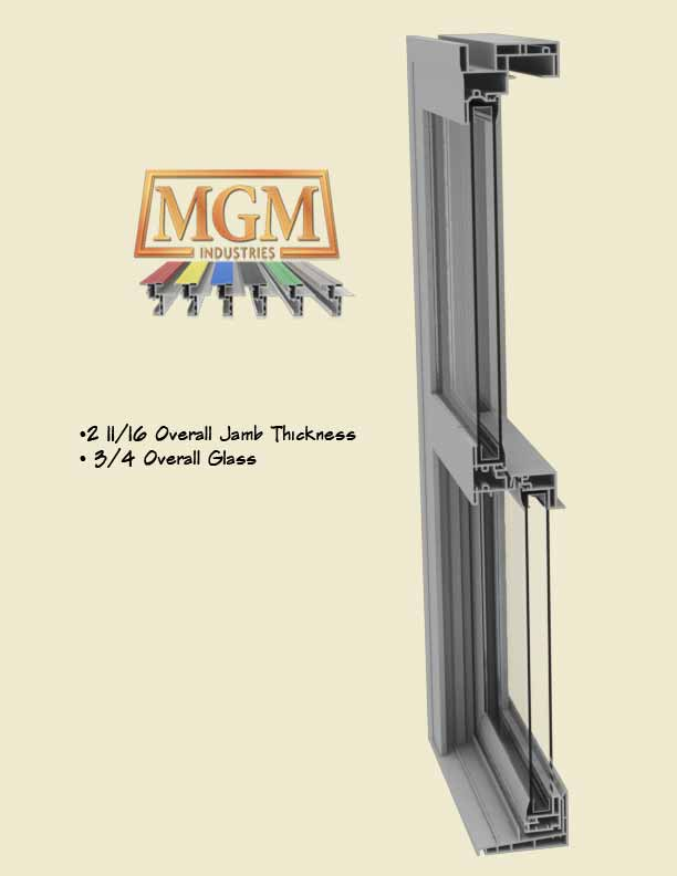 Single Hung Window 6011